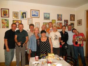 Nitsa Guest House, Penzióny  Gori - big - 60