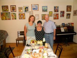 Nitsa Guest House, Pensionen  Gori - big - 59