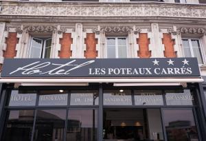 Hôtel Les Poteaux Carrés - Hotel - Saint-Étienne