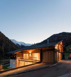 obrázek - Alfenalm - Ferienwohnungen am Berg - Giatla Haus