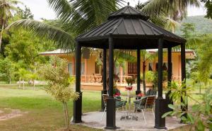 Villas des Alizes, Prázdninové domy  Grand'Anse Praslin - big - 63