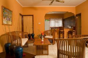 Villas des Alizes, Prázdninové domy  Grand'Anse Praslin - big - 64