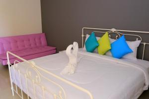 Apartment Khunpa, Apartmány  Lamai - big - 123