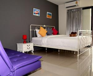 Apartment Khunpa, Apartmány  Lamai - big - 107