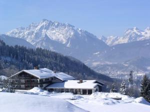 Albergues - Alpenhotel Denninglehen