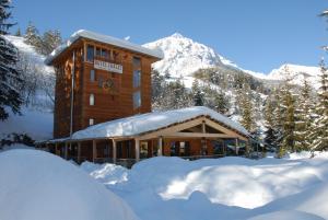 Hotel Chalet Casa Cesana