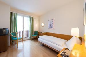Hotel Berghaus - Wengen