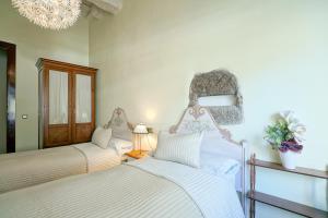 Casa Jardín de la Plata, Apartmanok  Baños de Montemayor - big - 18