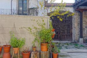 Casa Jardín de la Plata, Apartmanok  Baños de Montemayor - big - 29