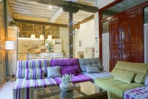 Casa Jardín de la Plata, Apartmanok  Baños de Montemayor - big - 15