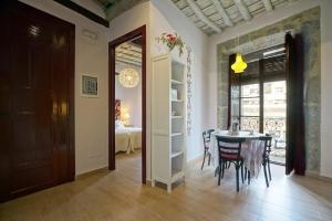 Casa Jardín de la Plata, Apartmanok  Baños de Montemayor - big - 9