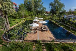 Tropic Jungle Boutique Hotel, Szállodák  Sziemreap - big - 36