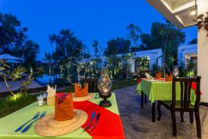 Tropic Jungle Boutique Hotel, Szállodák  Sziemreap - big - 55