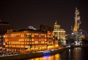 Moscow Point - Red October, Hotels  Moskau - big - 41