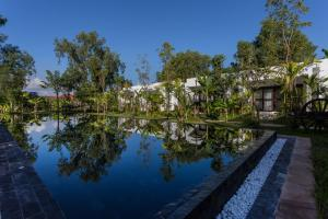 Tropic Jungle Boutique Hotel, Szállodák  Sziemreap - big - 32