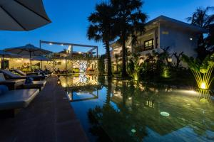 Tropic Jungle Boutique Hotel, Szállodák  Sziemreap - big - 38