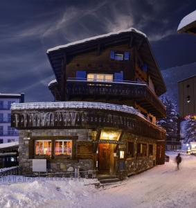 Stockhorn - Hotel - Zermatt