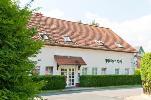 Albergues - REGIOHOTEL Pfälzer Hof Wernigerode
