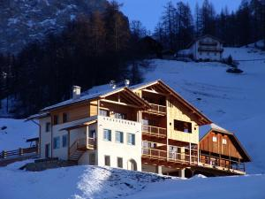 Apartments Serghela - San Cassiano