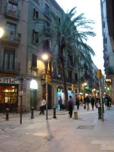 Eco Boutique Hostal Grau, Отели  Барселона - big - 57