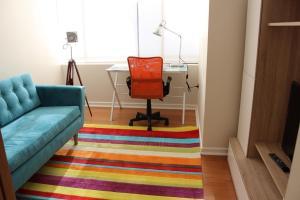 Apartamento Reñaca Suites, Appartamenti  Viña del Mar - big - 7