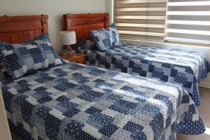 Apartamento Reñaca Suites, Appartamenti  Viña del Mar - big - 6