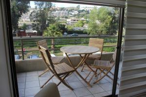 Apartamento Reñaca Suites, Appartamenti  Viña del Mar - big - 4