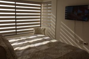 Apartamento Reñaca Suites, Appartamenti  Viña del Mar - big - 16