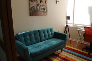 Apartamento Reñaca Suites, Appartamenti  Viña del Mar - big - 17