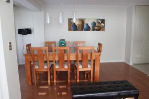 Apartamento Reñaca Suites, Appartamenti  Viña del Mar - big - 19