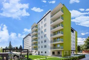 Hotel Morava, Hotely  Otrokovice - big - 1