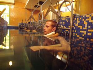 Hotel Aquamarin, Hotely  Hévíz - big - 22