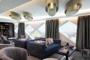 Hilton Amsterdam Airport Schiphol, Hotels  Schiphol - big - 35