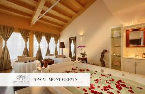 Monte Rosa Boutique Hotel, Hotels  Zermatt - big - 20