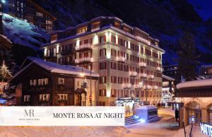 Monte Rosa Boutique Hotel, Hotels  Zermatt - big - 31