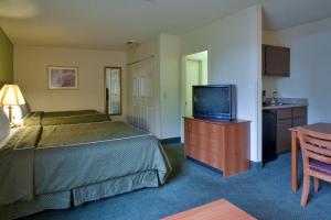 Comfort Suites At Sabino Canyon, Szállodák  Tucson - big - 49