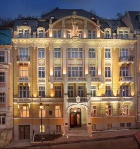 Luxury Spa Hotel Olympic Palace - Karlovy Vary