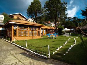 Pousada Refugio Comodo, Гостевые дома  Кампус-ду-Жордан - big - 11