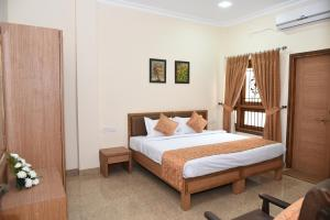 Lakehills Serviced Apartment, Apartmanok  Bhopál - big - 2