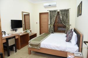 Lakehills Serviced Apartment, Apartmanok  Bhopál - big - 12