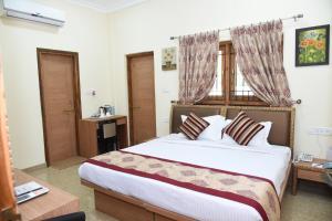 Lakehills Serviced Apartment, Apartmanok  Bhopál - big - 11