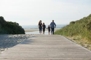 Aquantis Langeoog: Strand