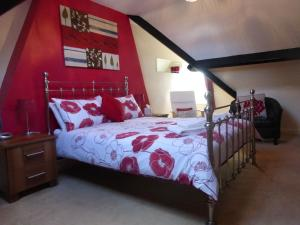 Double Room Launceston Villa
