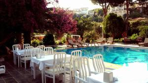 Club Antiphellos, Hotels  Kas - big - 59