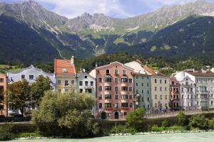 Hotel Mondschein, Hotels  Innsbruck - big - 67