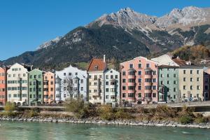 Hotel Mondschein, Hotels  Innsbruck - big - 71