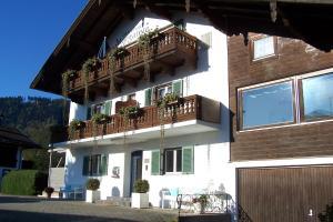 3 hvězdičkový penzion Gästehaus Margarete Bad Wiessee Německo