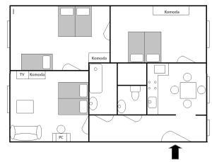 Štěpánská Apartment