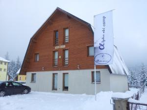 Guest House Alpha Ski Camp, Inns  Jahorina - big - 27