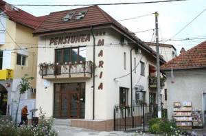 Auberges de jeunesse - Pensiunea Maria